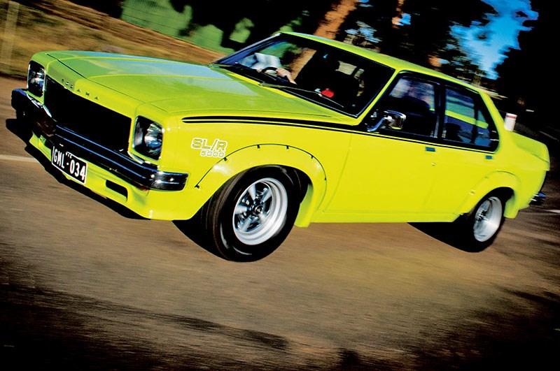 Holden Torana L34 Reader Resto