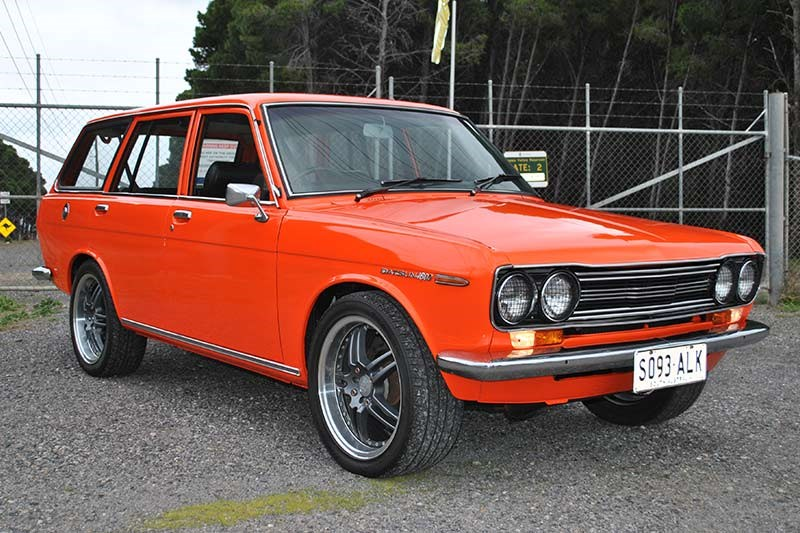1971 Datsun 1600 Deluxe Wagon - Reader Ride