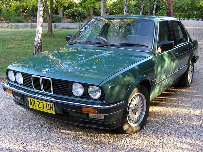 1985 E30 Bmw 323i  U2013 Today U2019s German Tempter