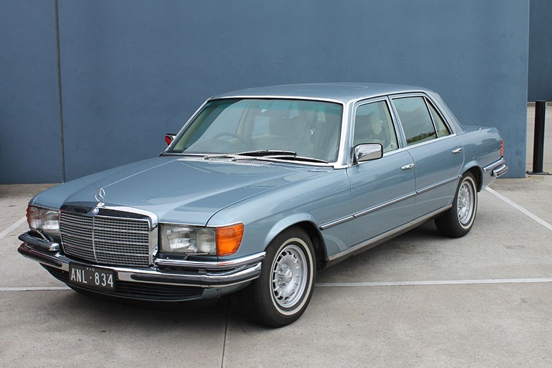 Mercedes benz 450 sel 6 9 review toybox for Mercedes benz support number
