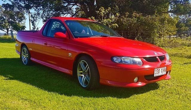 Holden Vu Ss Ute Today S Tempter