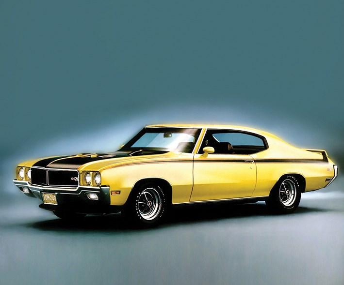 Buick Gran Sport 1970