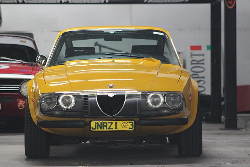 Alfa Romeo Jz Junior Zagato Reader Ride