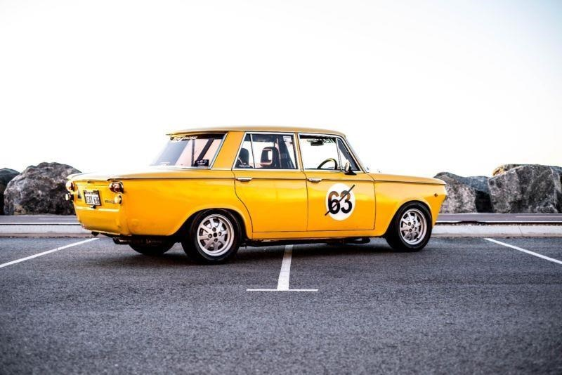 Fiat 1500 Race Car Today S Tempter