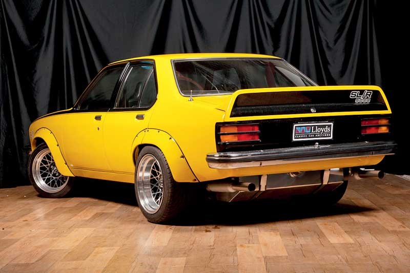 List Of Car Types >> Holden Torana SLR/5000 + De Tomaso Mangusta + HSV GTSR W1 - Auction Action 411