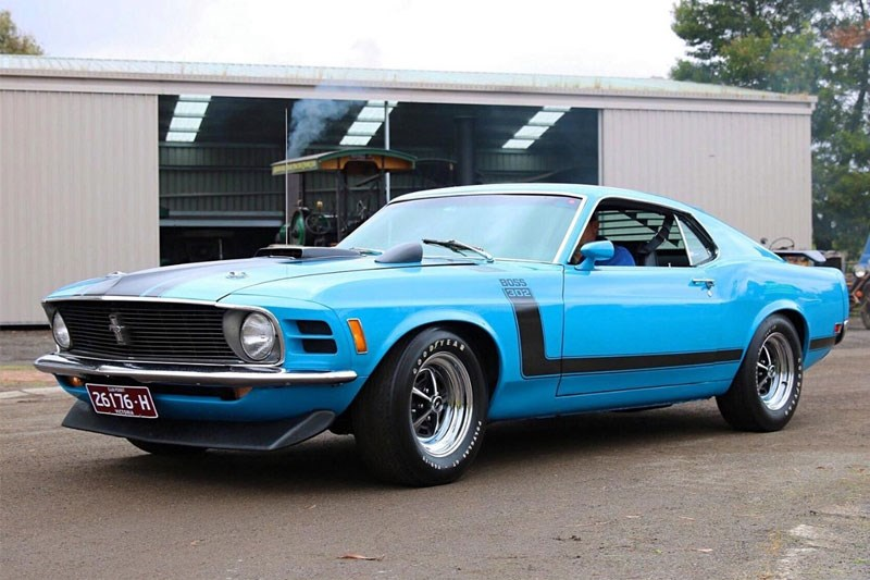 1970 ford mustang boss 302 \u2013 today\u0027s tempter