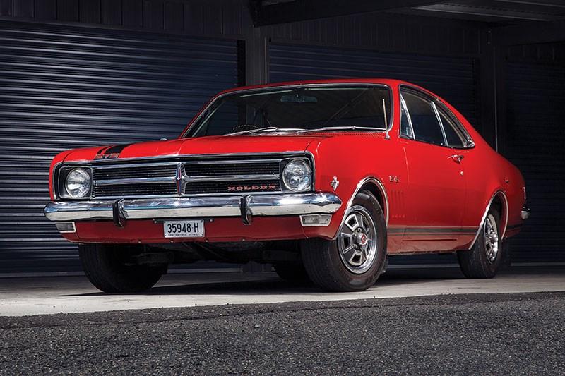 Happy 50th Anniversary Hk Holden Monaro