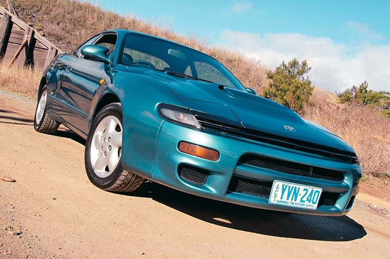 1990 1994 Toyota Celica Gt4 Group A Buyers Guide