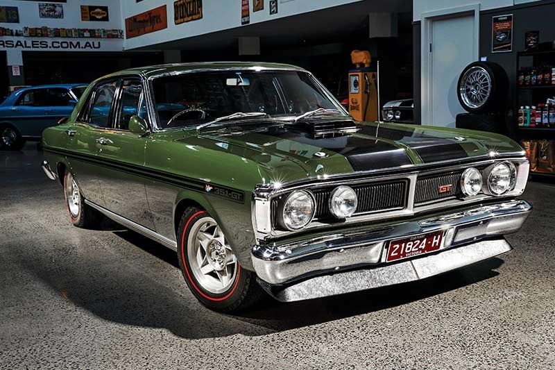 Ford Falcon Xy Gtho Phase Iii Front