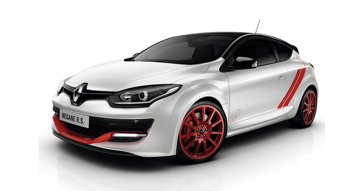 2017 renault megane rs dares to be different. Black Bedroom Furniture Sets. Home Design Ideas