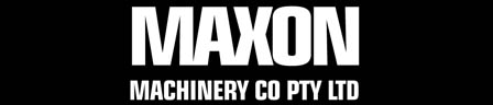 Maxon Machinery