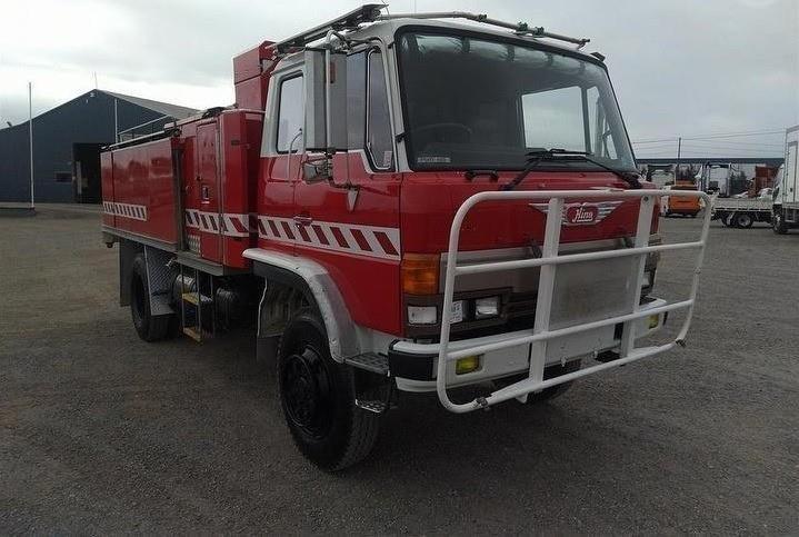 1991 HINO FT16 'FT 16/KESTRAL/RANGER