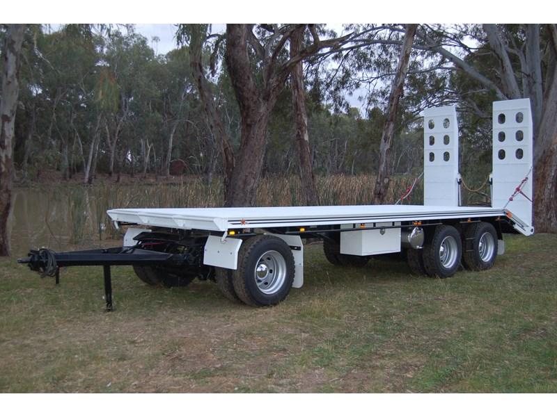 2014 northstar transport equipment tri axle plant dog. Black Bedroom Furniture Sets. Home Design Ideas