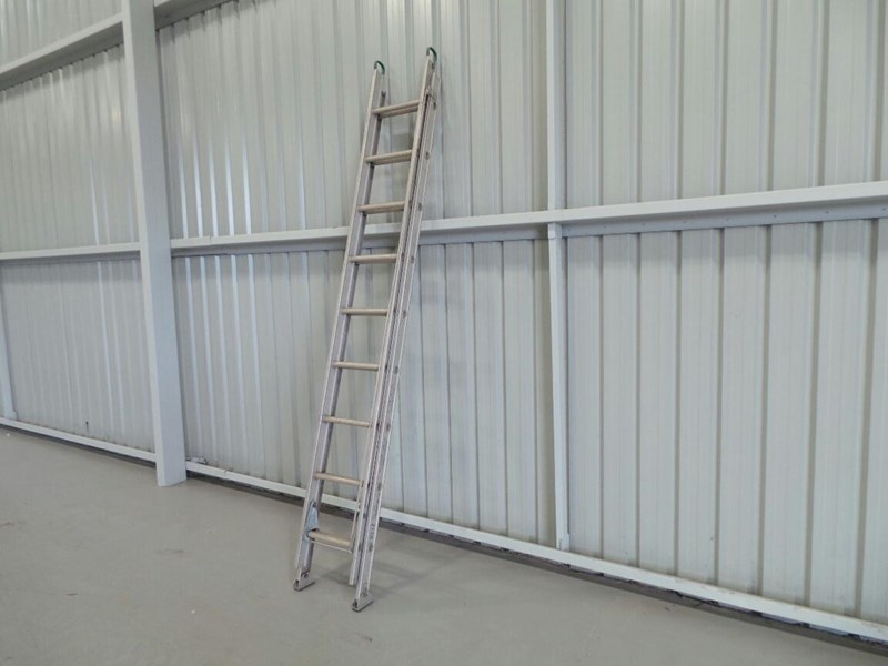 workmate kx17 alloy ladder 236425 002