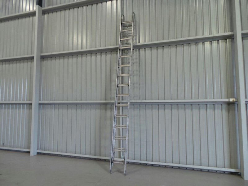workmate kx29 alloy ladder 236421 002