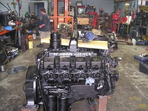 Nissan Rd8 Engine Specifications >> NISSAN UD RD8 for sale