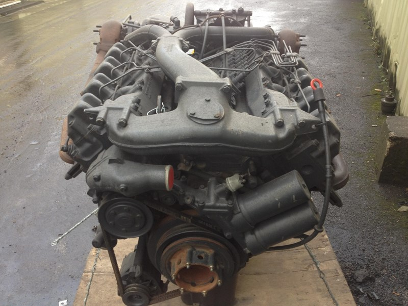 mercedes-benz om442 engine 39853 002