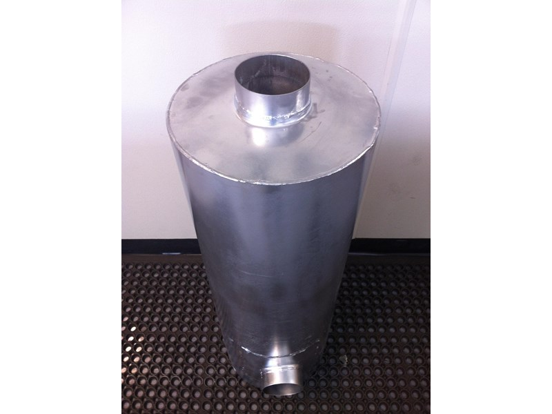 various makes industrial commerical muffler 29857 001