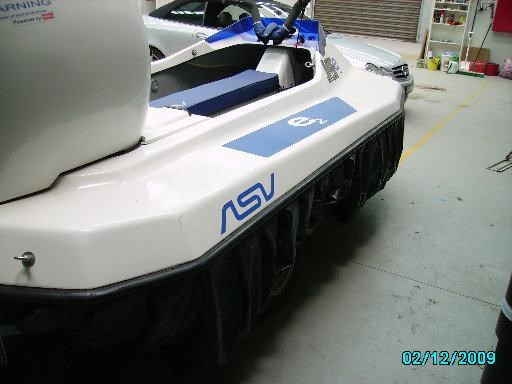 custom craft asv model e2 57034 008