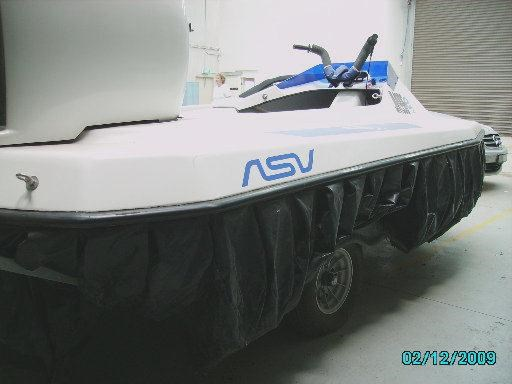 custom craft asv model e2 57034 009