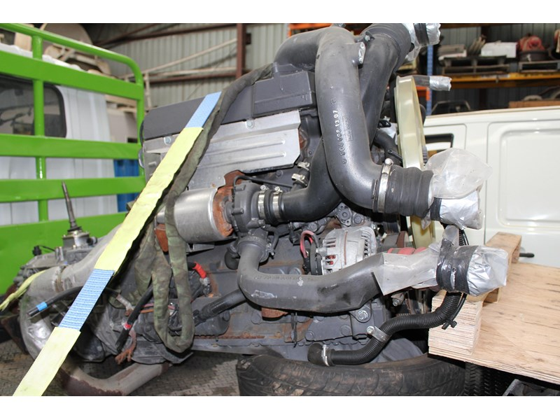 mercedes-benz vario - om904la engine 78324 001