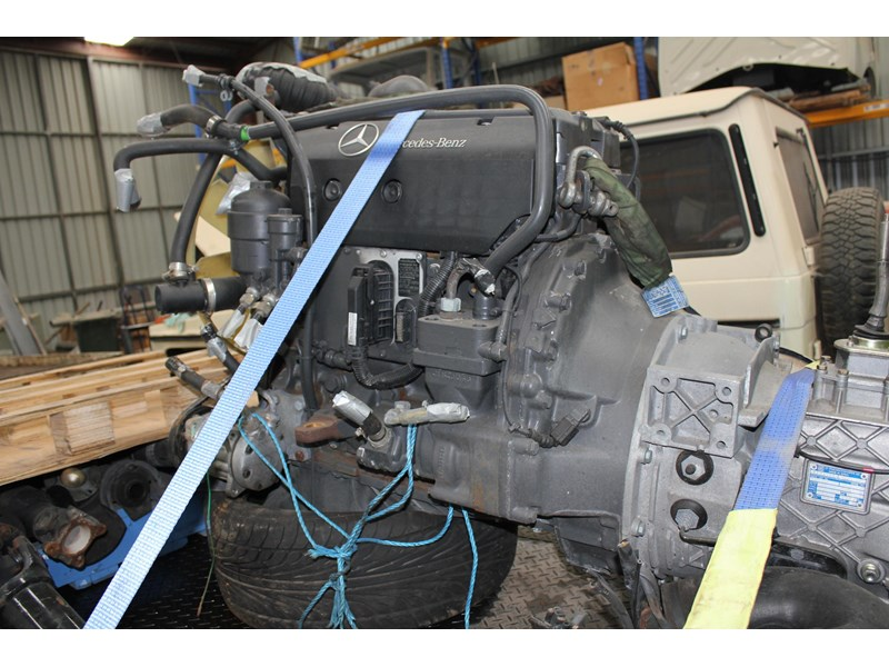 mercedes-benz vario - om904la engine 78324 002