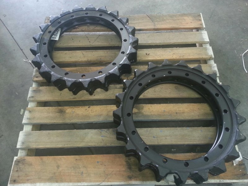 caterpillar caterpillar sprockets to suit cat 315 up to cat 324. 8e9805 152191 001