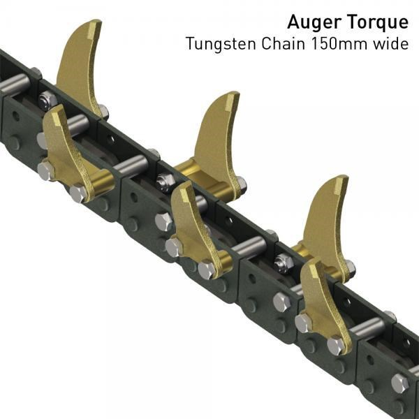auger torque chain trencher 180677 009