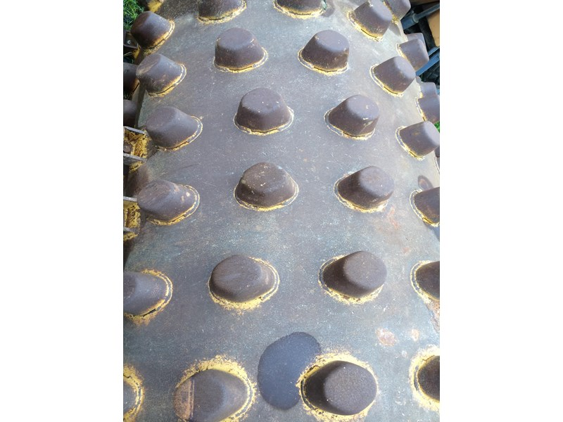 pad foot shells caterpillar 188871 004