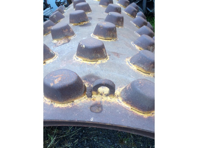 pad foot shells caterpillar 188871 006