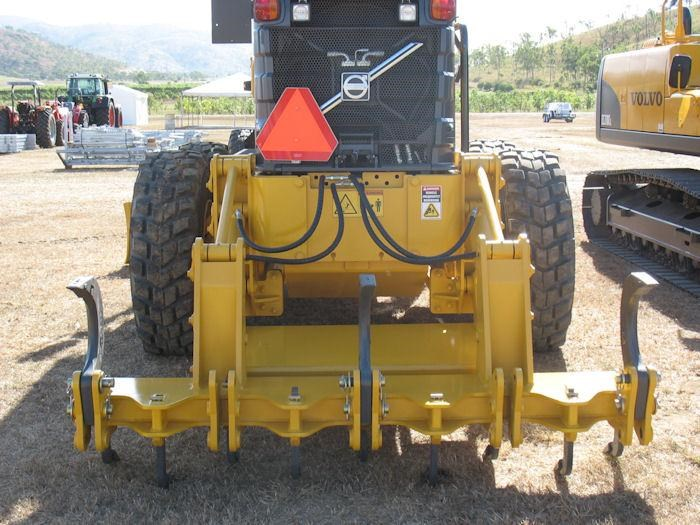 gessner lewis grader ripper to suit volvo 930/940 normally $28,500 + gst 222862 005