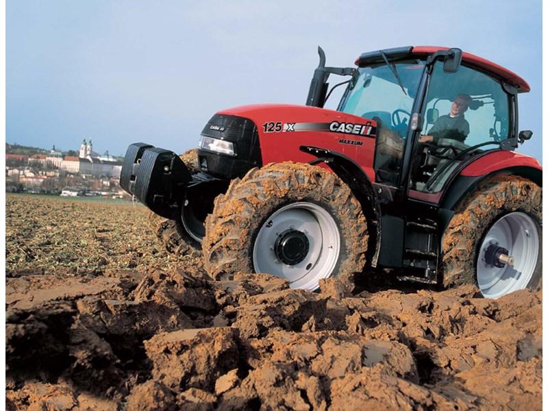 New Case Ih Maxxum 125x Maxxum Tractors For Sale