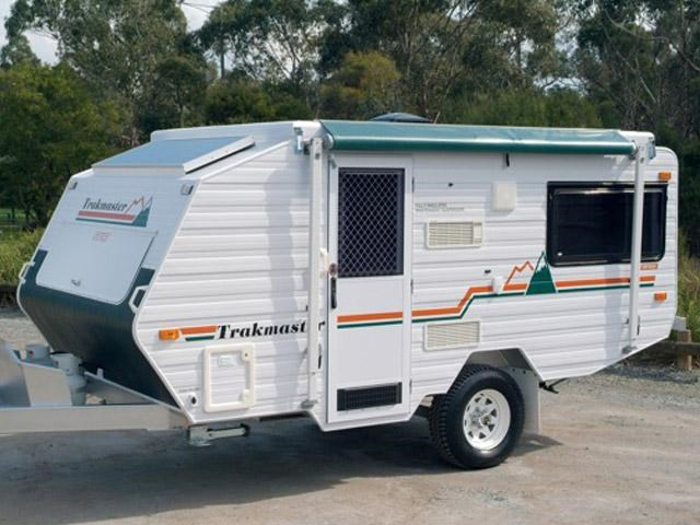 Cool Off Road Caravan  4 Berth Family Van With Bunks For Sale In MAYFIELD