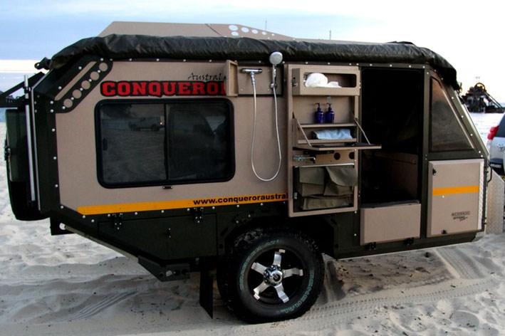 New CONQUEROR AUSTRALIA COMMANDER S Camper Trailers For Sale