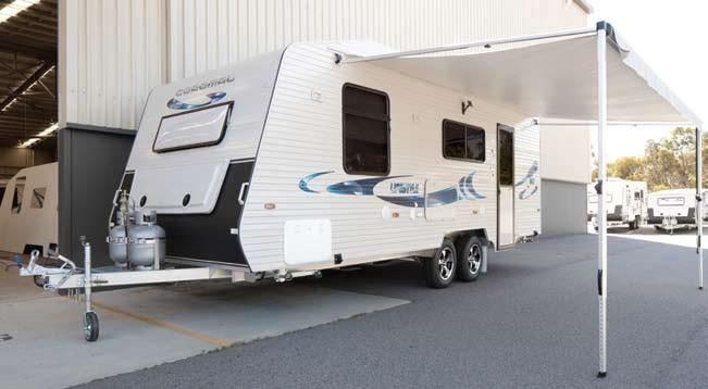 Elegant New COROMAL TRANSFORMA MT540s Caravans For Sale