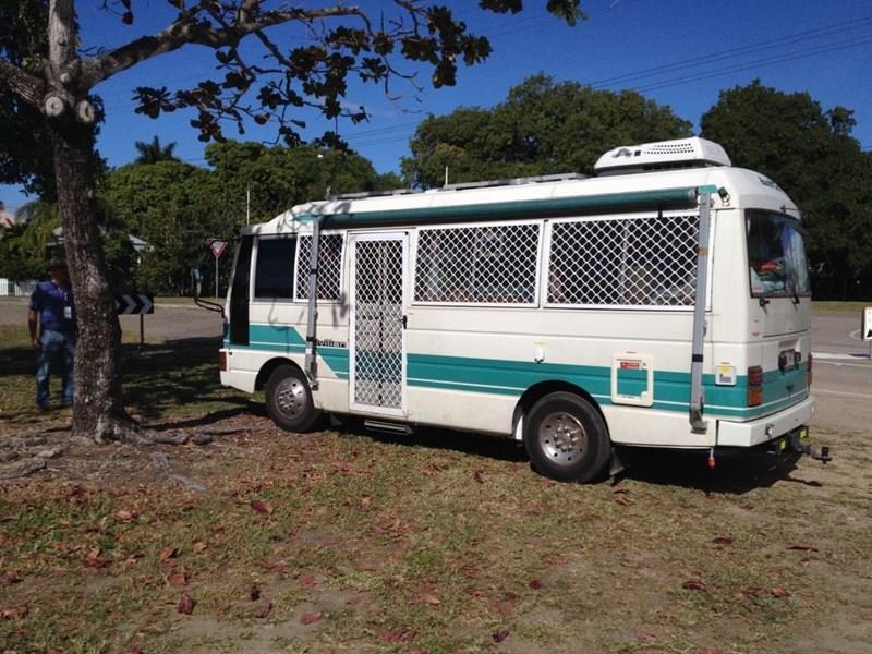 Nissan Civilian Motorhome For Sale Australia