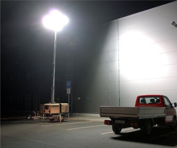 2015 DOOSAN LSV9-50HZ-CE LIGHTING TOWER For Sale
