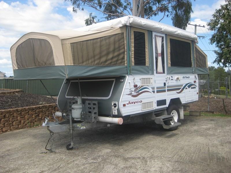 Unique 2014 CUB KAMPAROO For Sale  Camper Trailer Australia