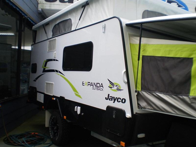 Innovative 2013 Jayco Expanda  Quicksalescomau Item 1000041555