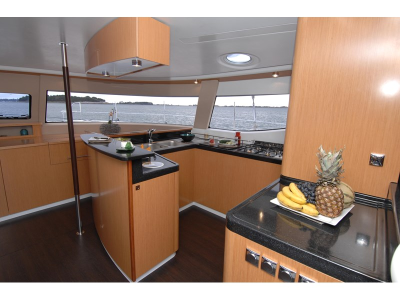 Fountaine Pajot Salina 48 Review Title 2012 Fountaine Pajot Salina 48 Evolution