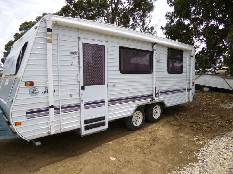 Original Redland Bay Caravan Detailed For Sale  Tow Care Brisbane