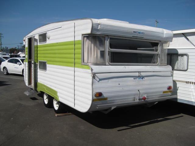 Innovative 1976 Viscount Explorer Camper Trailer C63976  Classic Caravans