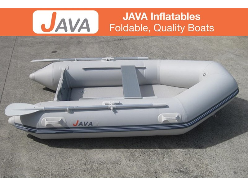 java 2.5m air floor inflatable 295466 001
