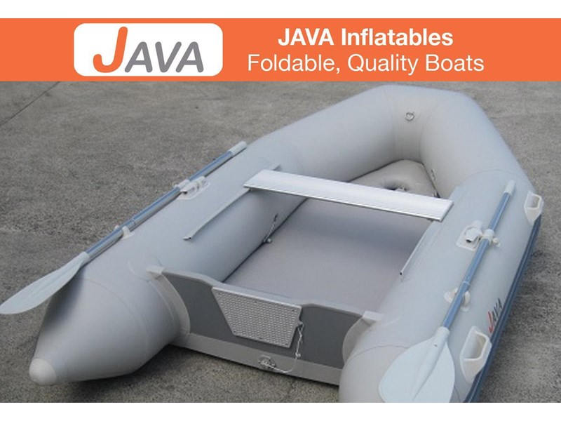 java 2.5m air floor inflatable 295466 006