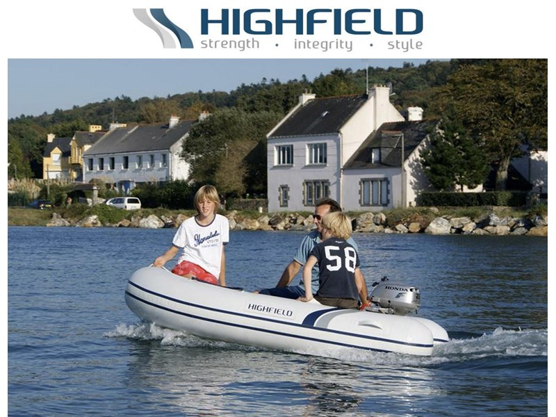 highfield 2.9m ultralite inflatable 295475 012