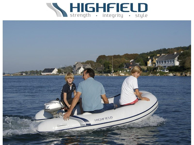 highfield 2.9m ultralite inflatable 295475 013