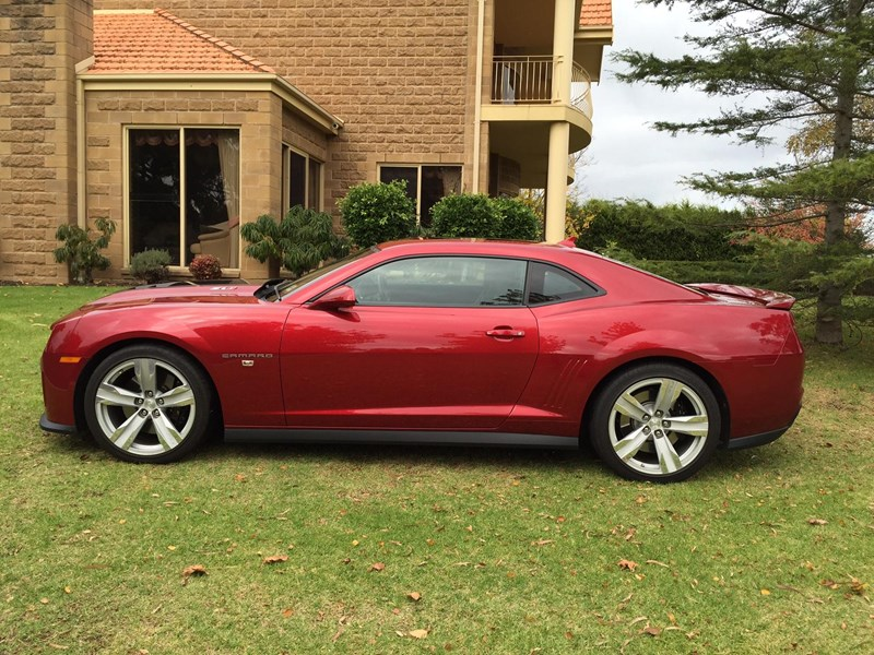 2013 chevrolet camaro zl1 coupe for sale 115 000. Cars Review. Best American Auto & Cars Review