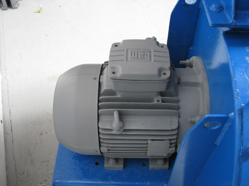howden industrial factory extraction blower fan 302106 003