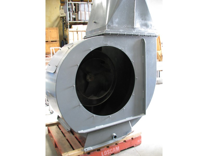 howden large industrial extraction blower fan 302557 004