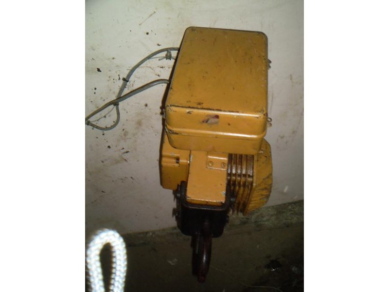 anchor electric winch 303447 003